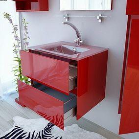 Мебель в ванную комнату - Aqua Rodos - тумба в ванную комнату ... | 284x284